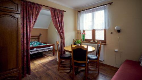 Apartman č.4 - manželská postel
