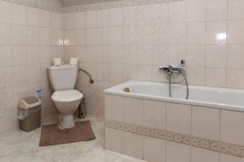 Apartman č.4 - toaleta
