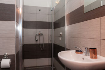 Pokoj č.1 - sprcha