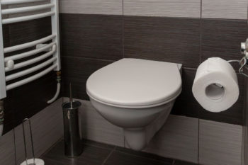 Pokoj č.1 - toaleta