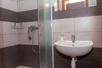 Pokoj č.3 - sprcha