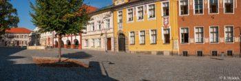Opočno - Trčkovo náměstí