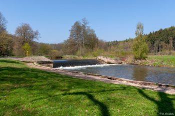 Ratibořice - Viktorčin splav