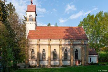 Rokole - kostel